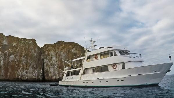 The Eden boat
