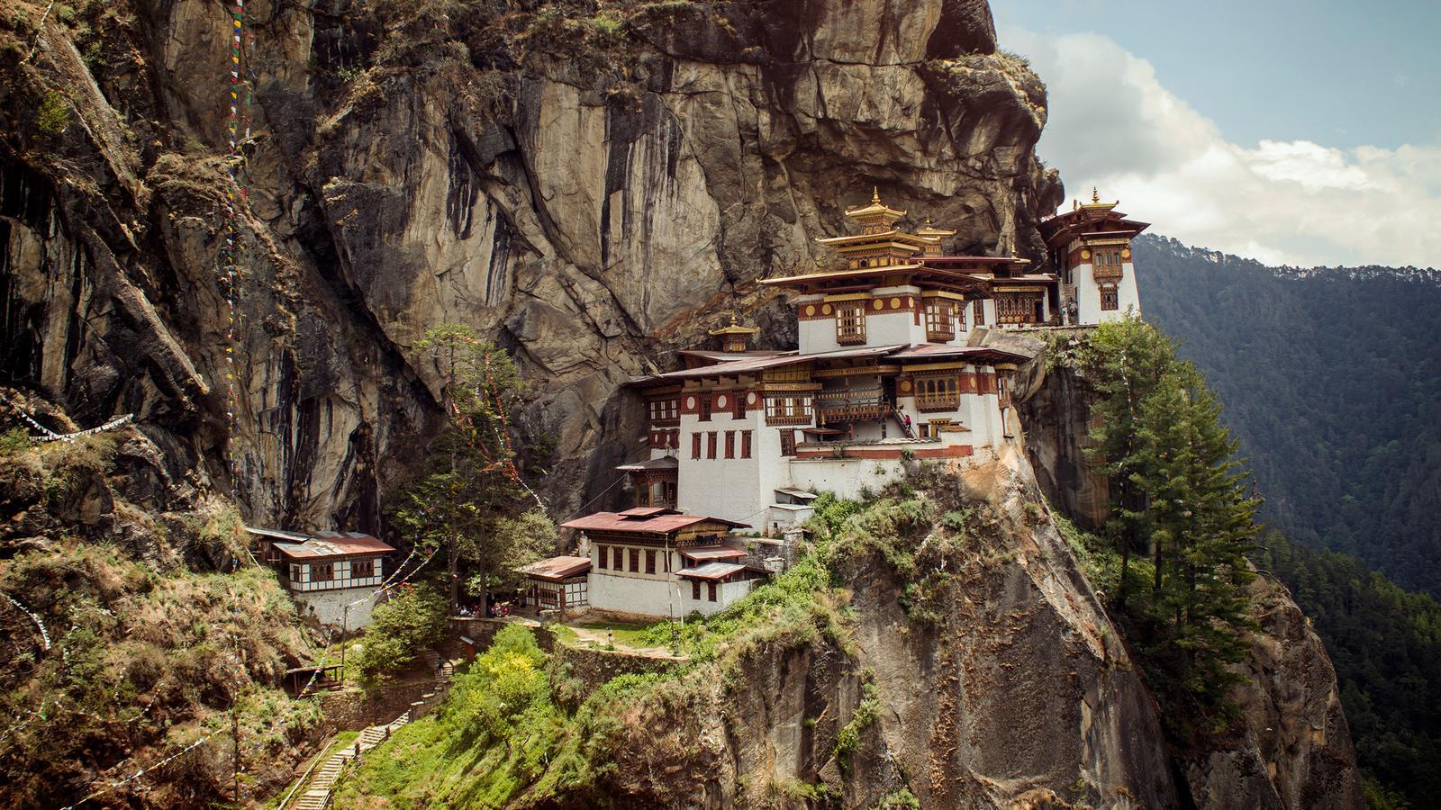 Bhutan Trekking The Druk Path In Bhutan Asia G Adventures