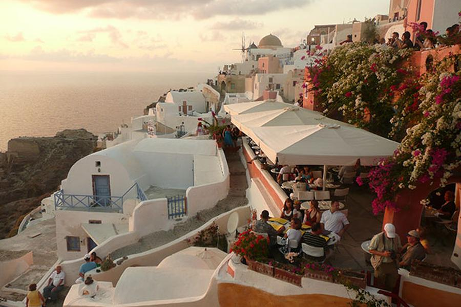 With over half a million travellers per year–Santorini is one of Greece's most popular islands to holiday on.