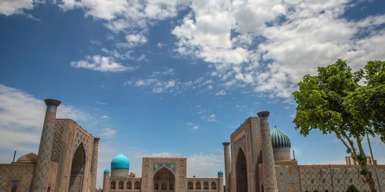 66417a7fbf Highlights of Uzbekistan - Tashkent-Tashkent utazás STATravel.hu