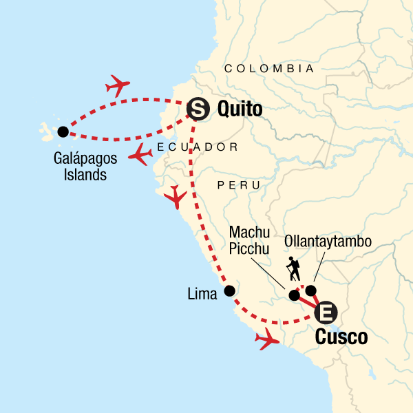 Galapagos Central Islands Inca Discovery