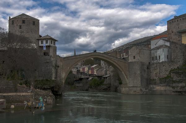 A journey into Mostar, through the perspectives of a Bosnian war veteran