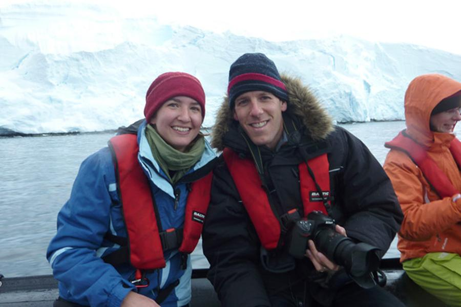 Wanderers in Residence Dan and Audrey share their You'll Never Forget It moments. Tell us some of yours!