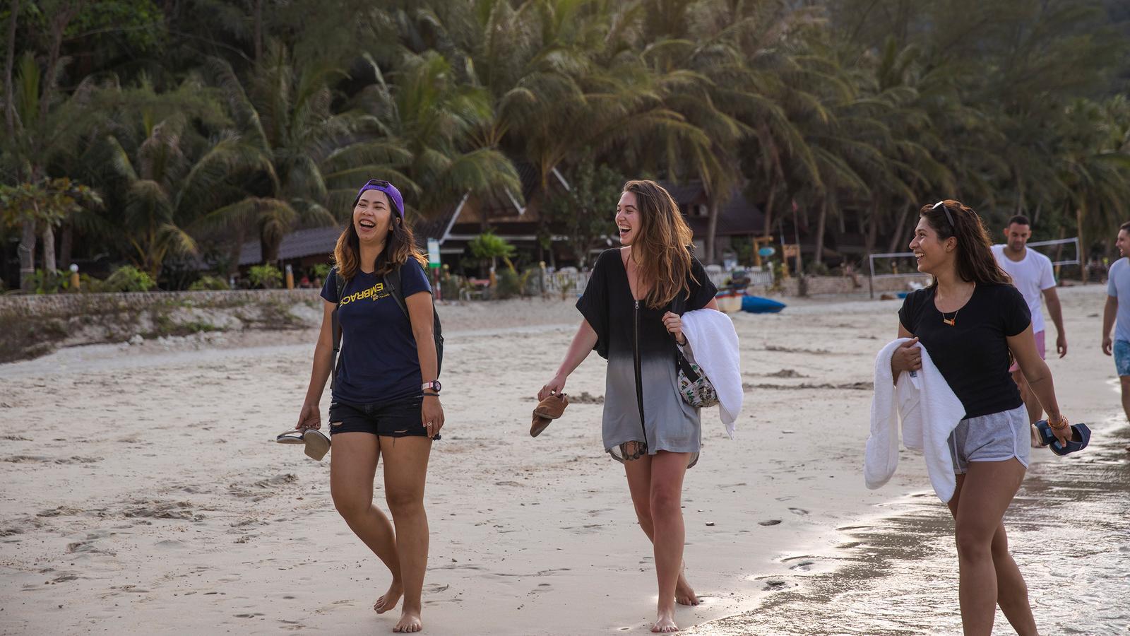 Southeast Asia On A Shoestring In Thailand G Adventures Open Trip Kuala Lumpur Singapore 21 Days Bangkok To