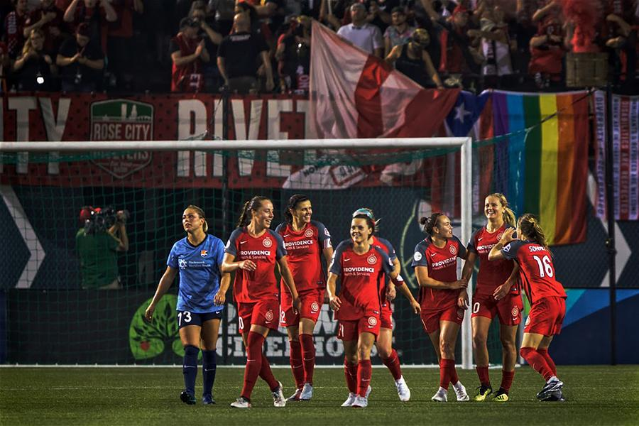 The Rose City has thrilling sports, game-changing books, and great food and fashions