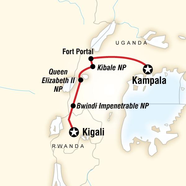 Ruanda Uganda Turu