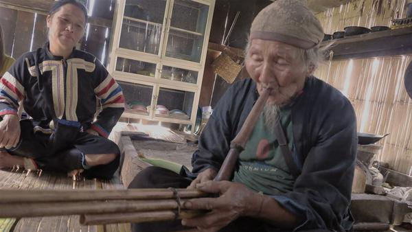 For the hill tribes of Northern Thailand's Soppong, music is much more than a form of entertainment.