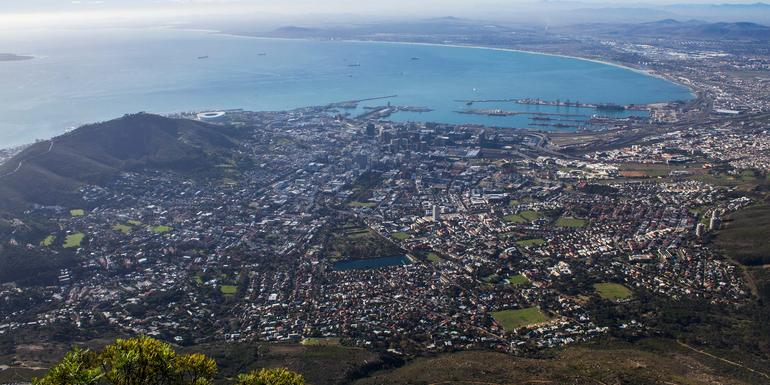 Cape Town Day Tour: Scenic and City Highlights (half day)