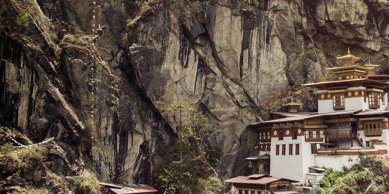 Cover Image of Wonders of Bhutan
