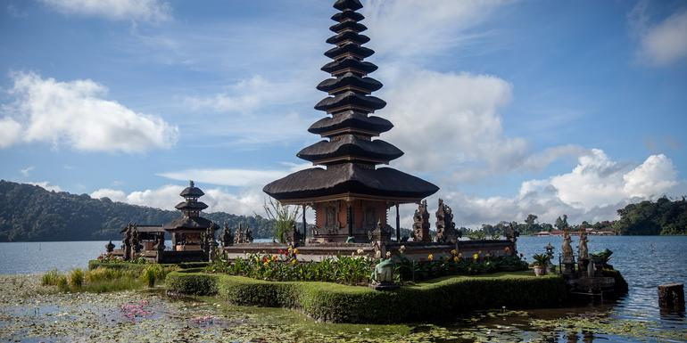 Cover Image of Classic Bali & Lombok