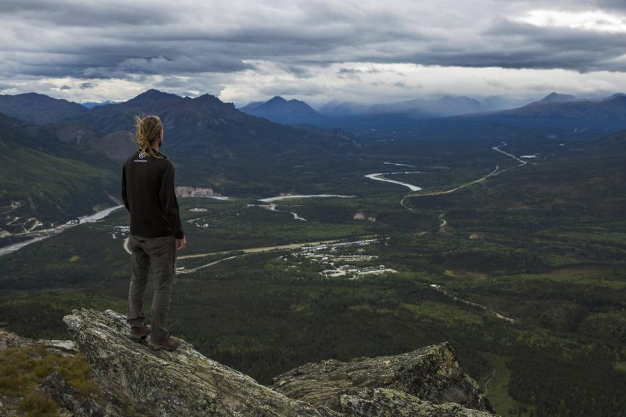 Think you know the Alaskan mountain? Think again
