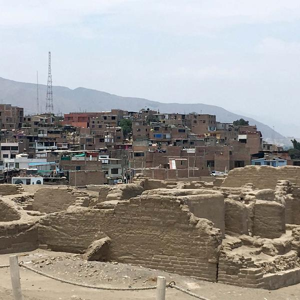 Lima Day Tour: Pachacamac and Peruvian Paso Horse Show (full day)