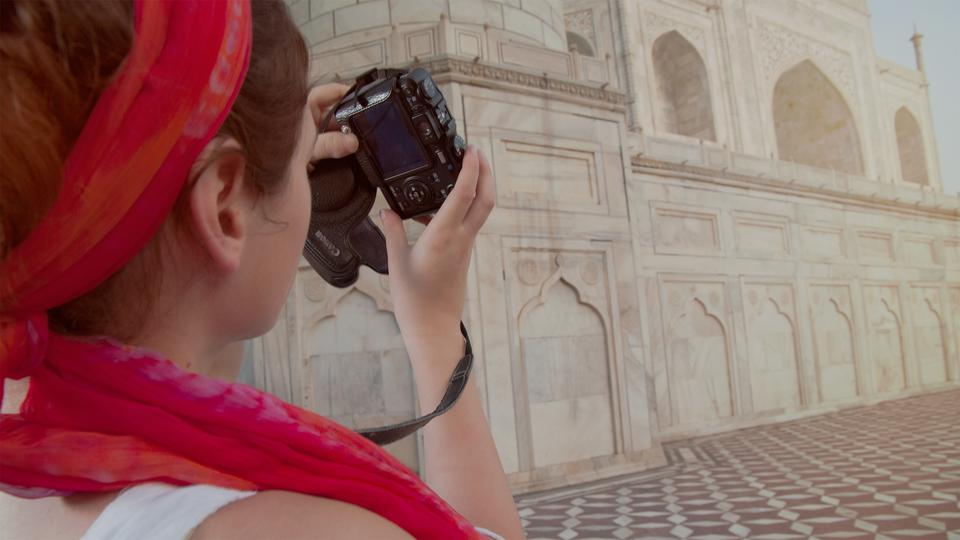 Is This Most Photographed Sign In >> Tips For Taking Photos Of The Taj Mahal G Adventures