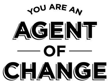 Become an Agent of Change today! - G Adventures