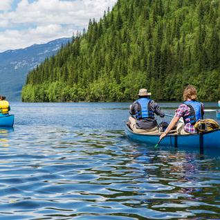 Canadian Rockies: National Parks Eastbound