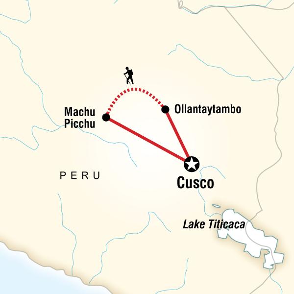 Peru Turu İnka Yolu