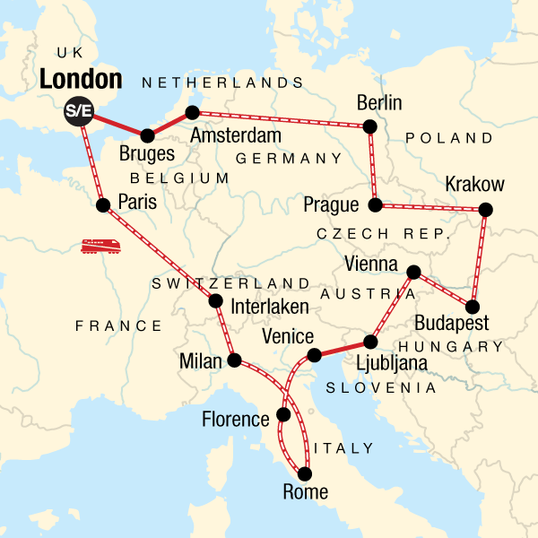 European Trail