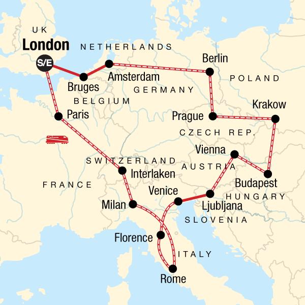 European Trail