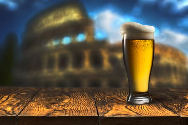 Sample bevvies from some of the more than 600 craft breweries that have sprung up in the Mediterranean country recently
