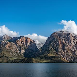 Multi-Stan Adventure - Bishkek to Tashkent