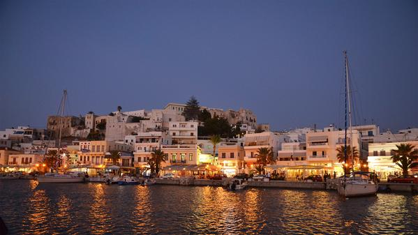 Eat your way through the Greek Islands with G Adventures' very own Kelly Galaski.