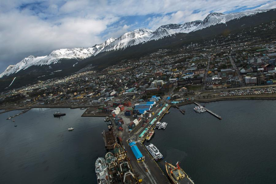 Join us at the end of the Earth in Ushuaia, the southern South American city sandwiched between the elements.