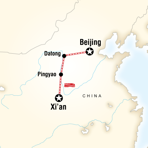 Classic Xi\'an to Beijing Adventure in China, Asia - G Adventures