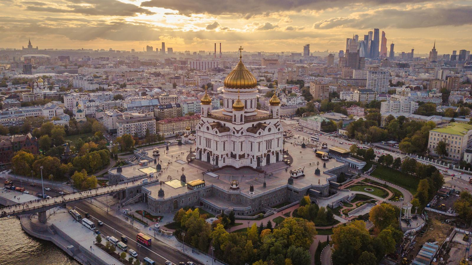 94837abd1 Backroads of Russia: St Petersburg - Moscow in Russia, Asia - G ...