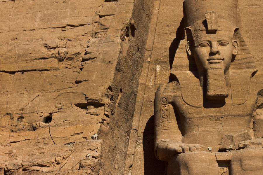 Egypt is full of grand monuments to its rulers, but of all the pharaohs, few left their mark like Ramses II. His temple at Abu Simbel is his masterpiece.