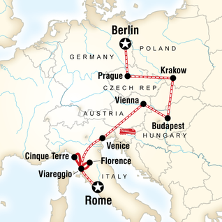 Germany Tours Travel G Adventures - Germany map berlin