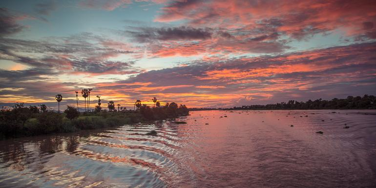 Mekong River Adventure – Phnom Penh to Siem Reap