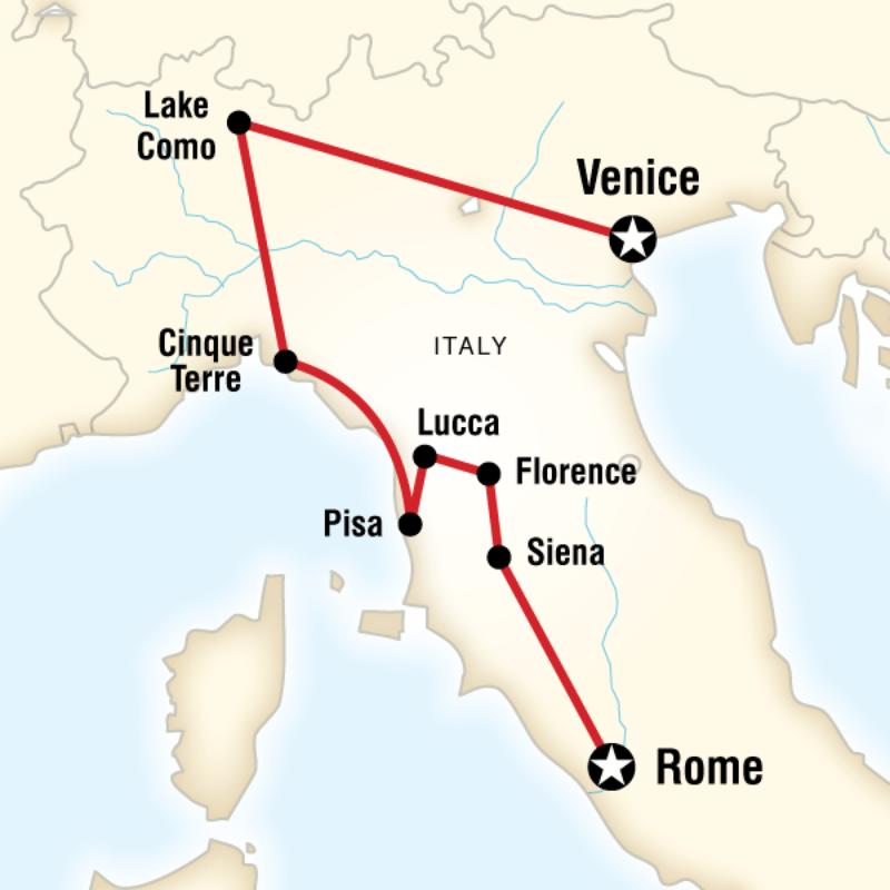 Italian Florence: Italy 3 Week Intrepid Vs G Adventure- Trip Planning