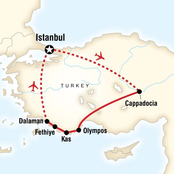 Turkey Multisport In Turkey, Europe