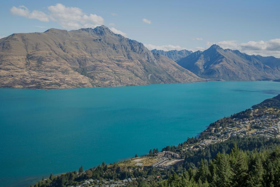 With a landscape as stunning as this, it's easy to see how Queenstown stakes its claim as the adventure capital of the world.