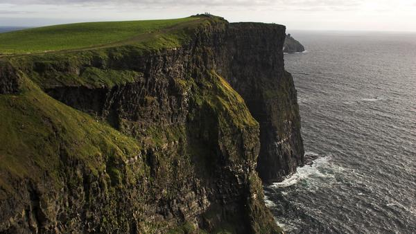 A journey around Ireland knows rolling carpets of absolute green yielding to rugged stonewashed cliffs that point to the edges of the earth.