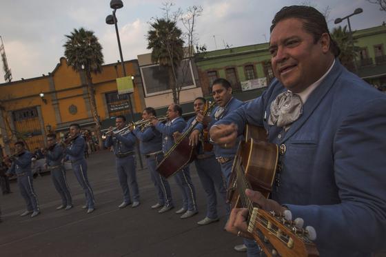 The enduring magic of Mexico's mariachi