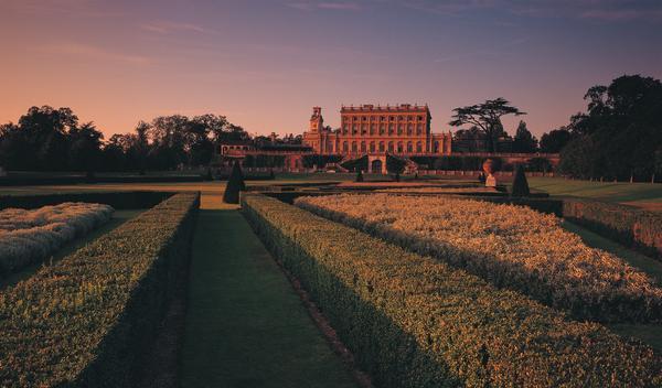 Take a tour of the posh English countryside