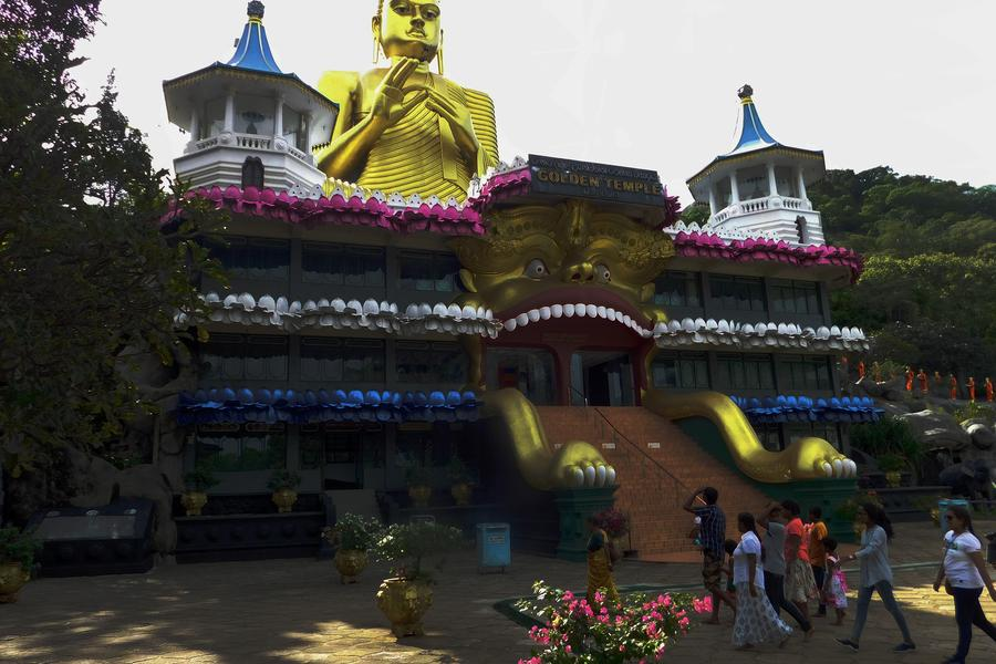 Explore Buddhist history in this colourful South Asian nation