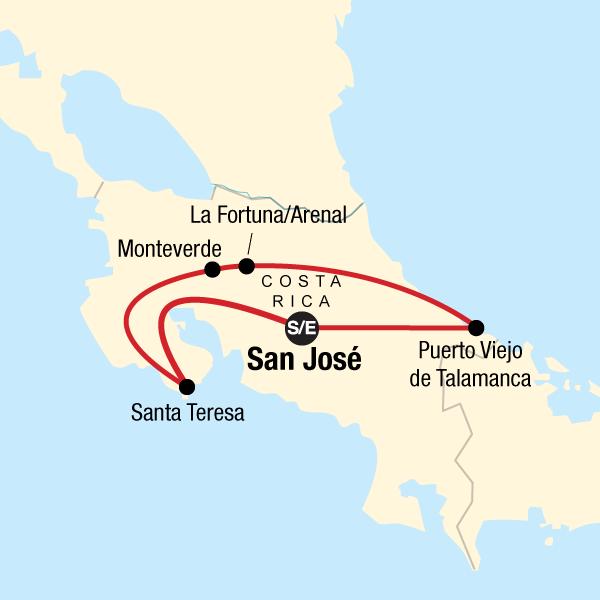 Costa Rica kompakt