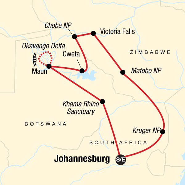 Southern Africa Encompassed