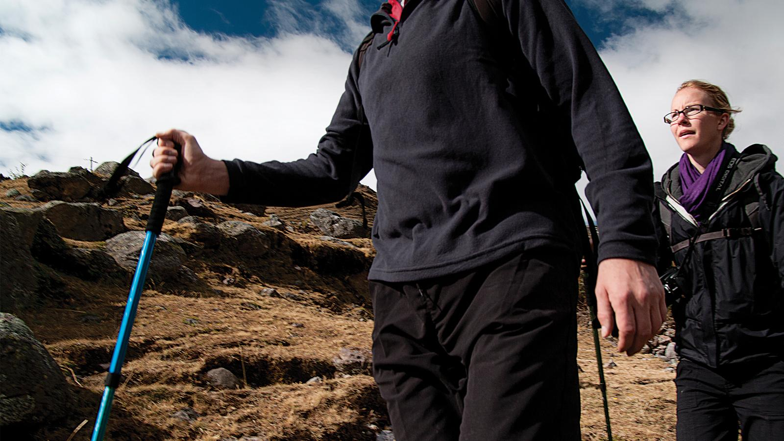 Hiking the Lares Trek to Machu Picchu, Peru