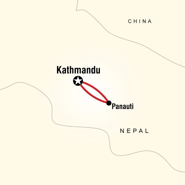 Nepal Yerel Yaşam Turu