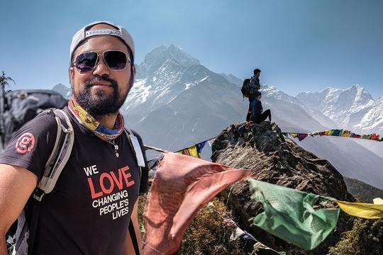 Nepal Hiking Tours G Adventures