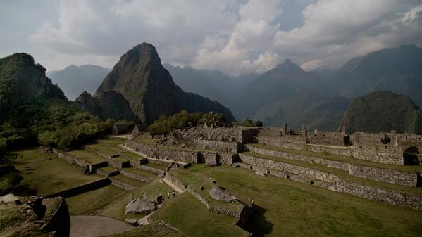 Nothing beats the feeling of anticipation as you are approaching something really amazing. Today, we're on our way to Machu Picchu in Peru.