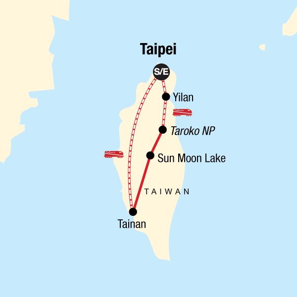 Taiwan Discovery in Taiwan, Asia - G Adventures