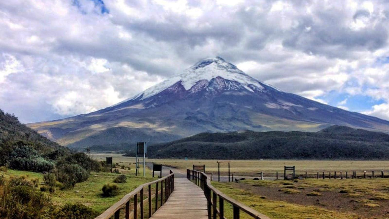 Ecuador nach Maß: Naturwunder