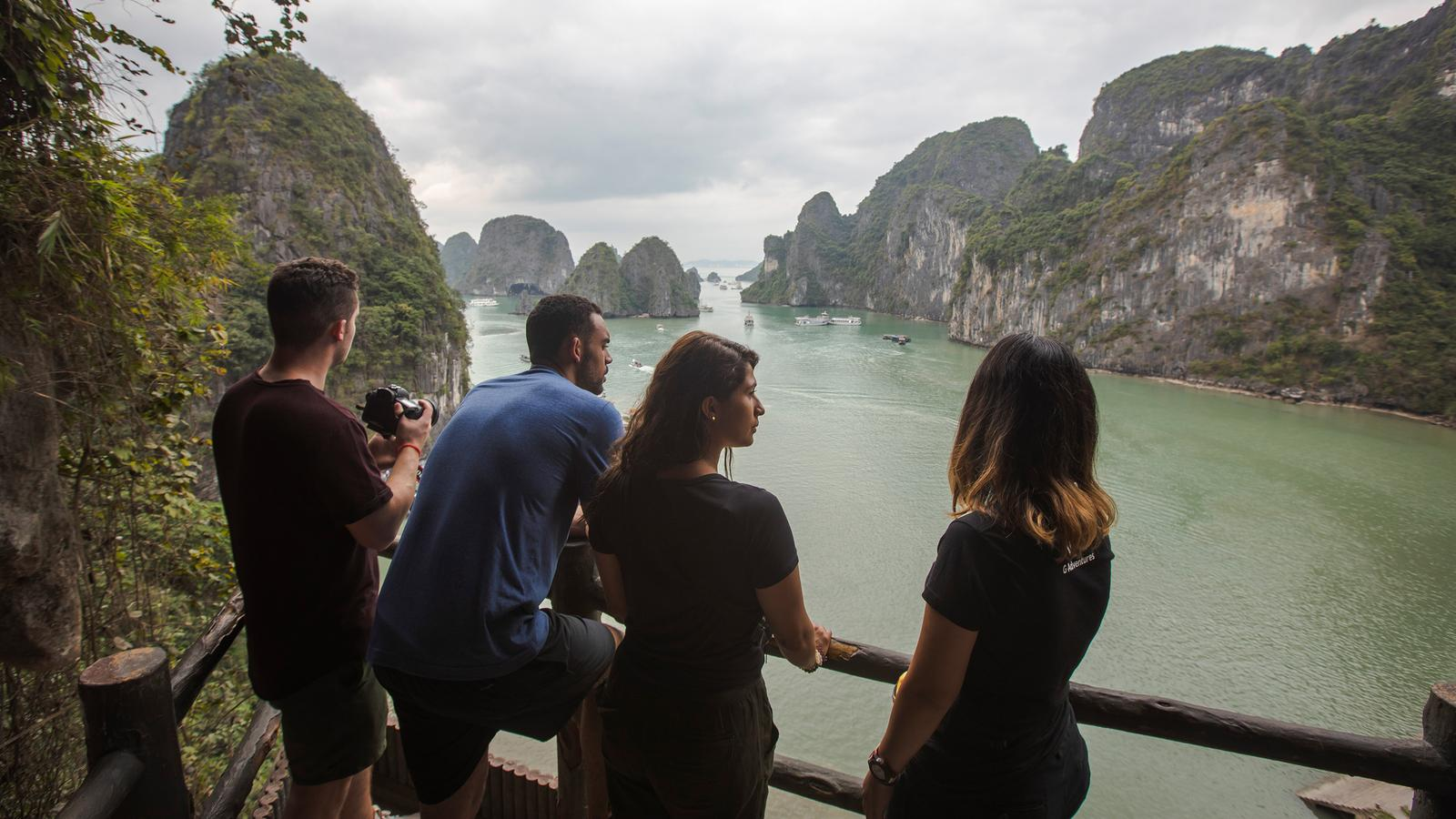 Vietnam Noodles Nightlife In Vietnam Asia G Adventures