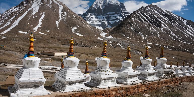 Cover Image of Kailash Saga Dawa Festival