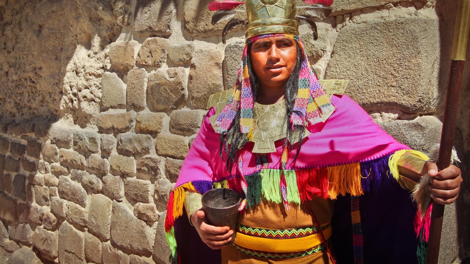 Machu Picchu In Style