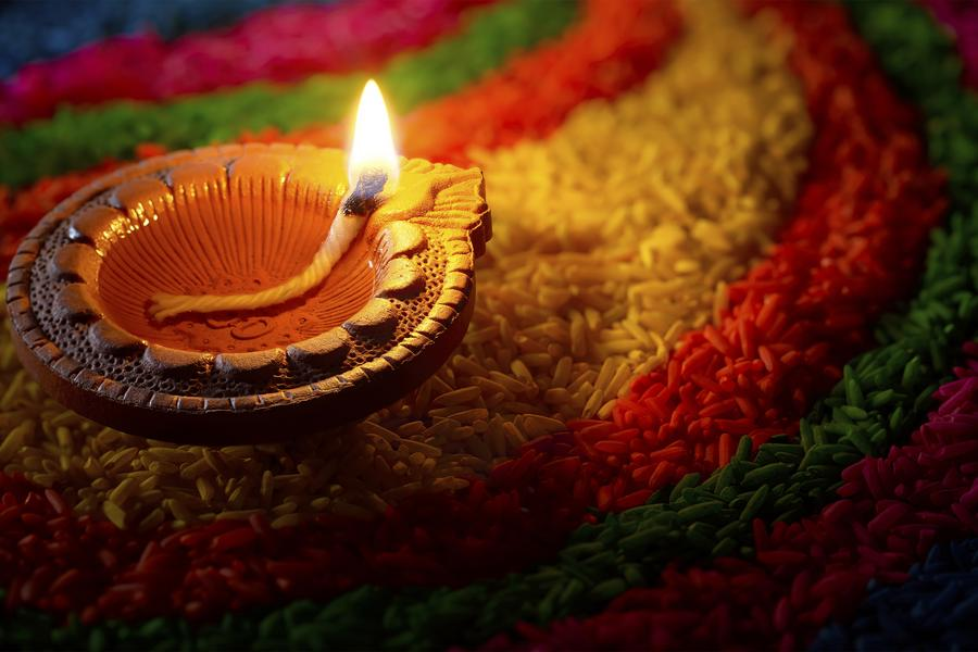 Celebrated by Hindus, Sikhs and Jains, Diwali marks the triumph of light over darkness and good over evil, knowledge over ignorance, and hope over despair.
